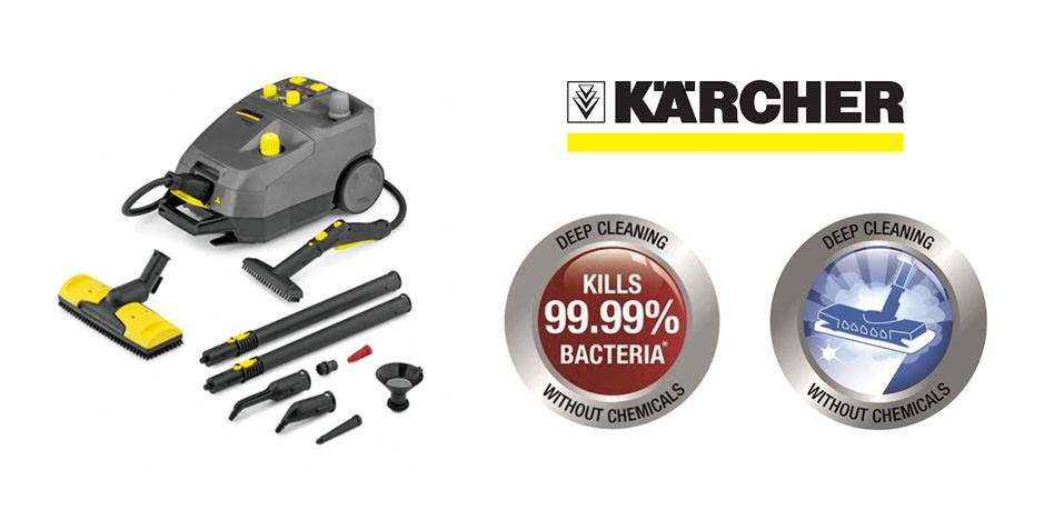 Karcher® Professional Steam Cleaner