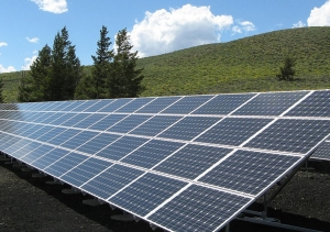 Roof Solar PV System