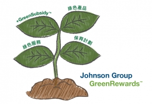 Johnson Group GreenRewards