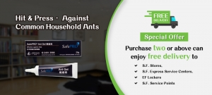 Johnson Group Pest Control DIY: SafePRO® Ant Gel
