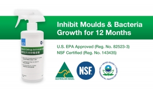 U.S EPA Approved AerisGuard™ Anti-mould Coat