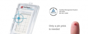 FastCheckPOC® Allergy Blood Test