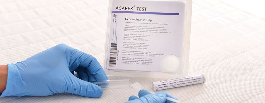 Johnson Group Allergy Test: Acarex® House Dust Mites