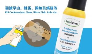PestAerosol™ Crawling Pests Aerosol Insecticide