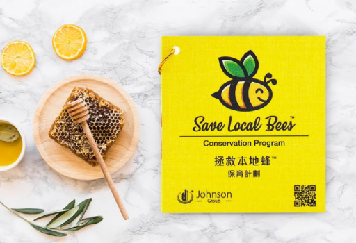 Johnson Group Save Local Bee Conservation Program