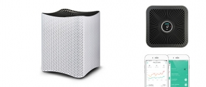 Mila™ Intelligent Air Purifier remove up to 99.97% of allergens