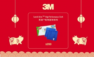 3M® Scotch-Brite™ High Performance Cloth (FB250)