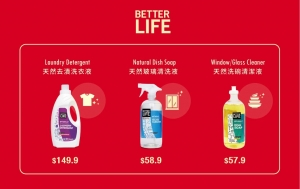 BetterLIFE Natural Cleaning products