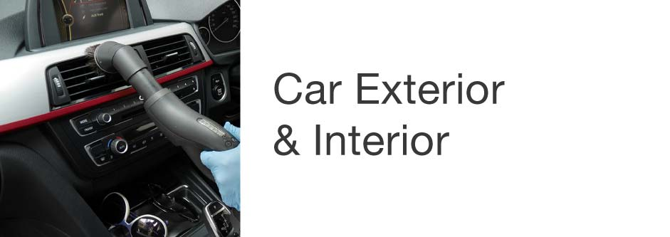 Car Cleaning & Sanitizing (Exterior & Interior) Service - Johnson Group