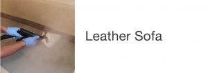 Leather Sofa (Couch) Cleaning & Sanitizing Service - Johnson Group