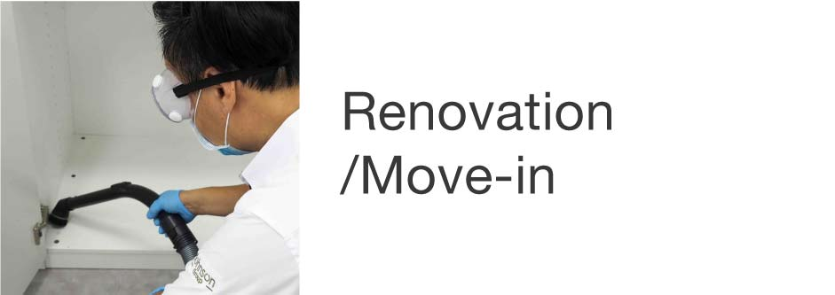 Renovation/Move-in Cleaning & Sanitizing Service- Johnson Group