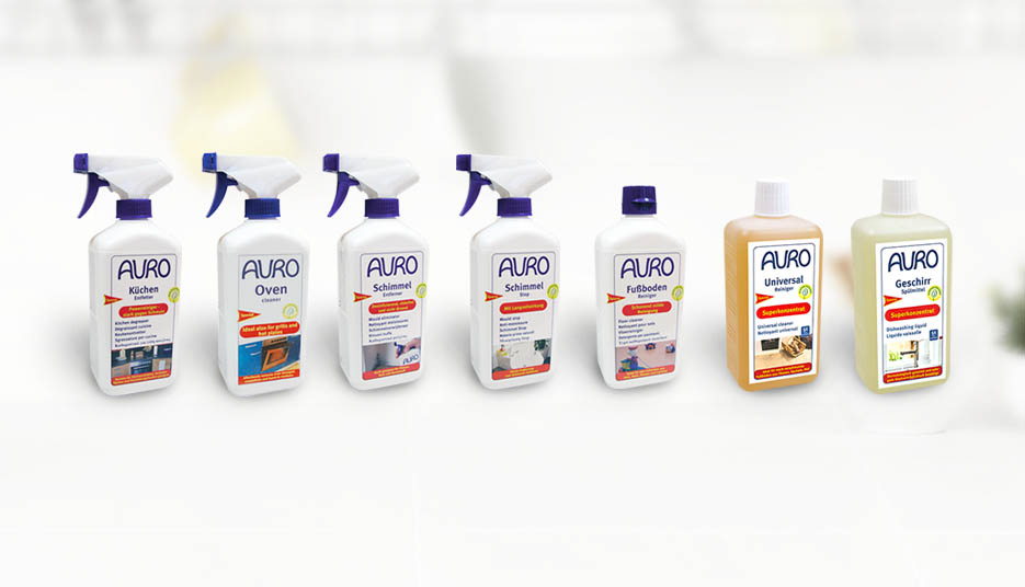 Auro Natural Cleaners