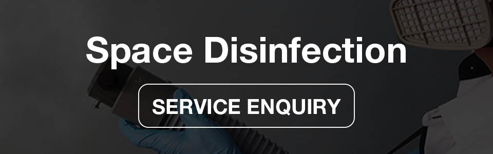 Service Enquiry_Space Disinfection