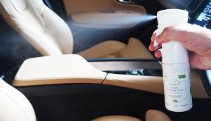 SmellGREEN® Natural Disinfectant Spray Car Disinfection