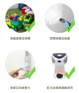 SmellGREEN Disinfectant Application_TC