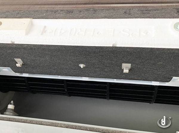 Johnson Group Air Conditioner Cleaning Before and After