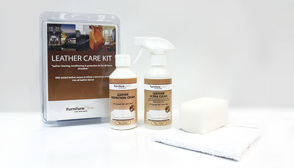 FurnitureClinic® Leather Care Kit
