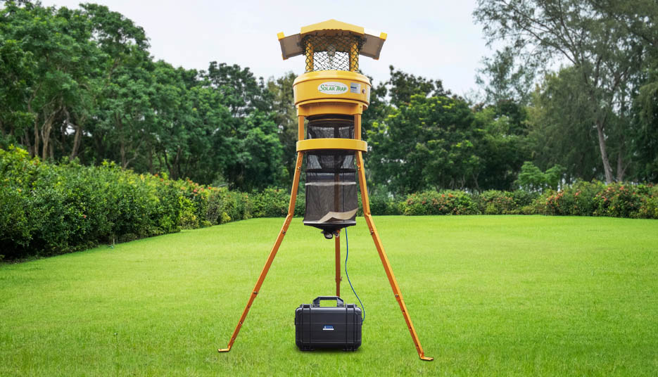 Johnson Group Solar Trap™ Outdoor Insect Trap