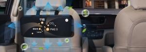 LIFA air™ LAC52 Smart Car Air Purifier