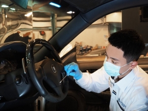 Johnson Group Car Deep Cleaning and Sanitizing Service