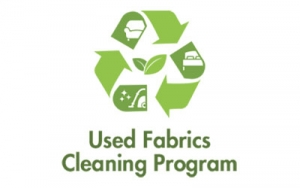 Used Fabrics Cleaning Program