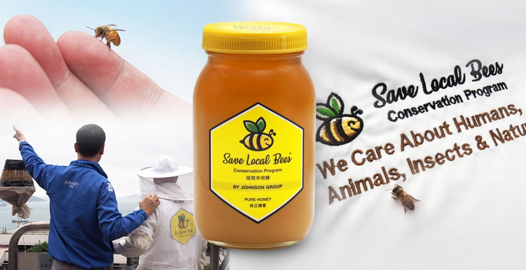 Buy Local Honey - Save Local Bees