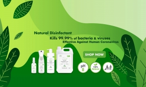 SmellGREEN® Natural Disinfectant