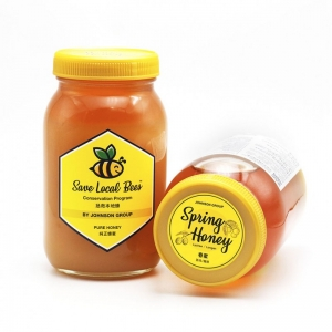 Save Local Bees - Spring Honey