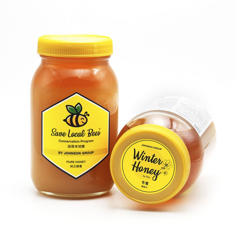 Save Local Bees - Winter Honey