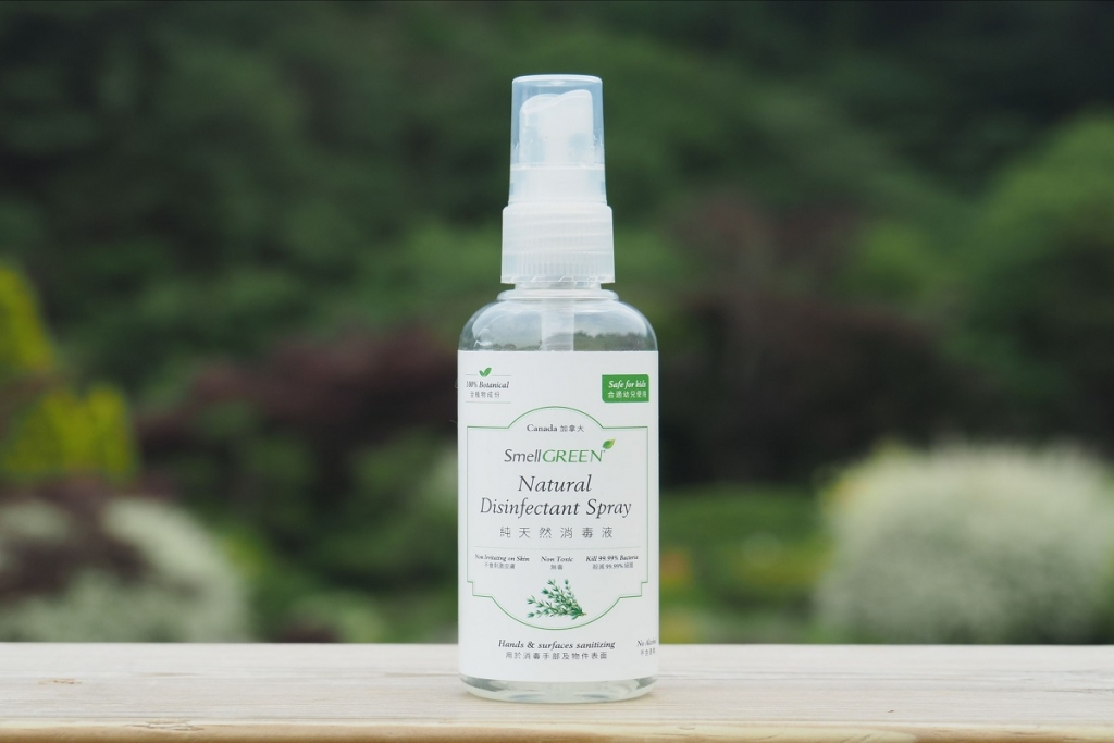 SmellGREEN® Natural Disinfectant 01